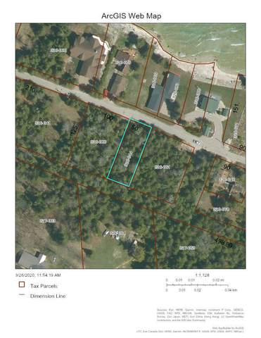 Wenniway Road, Mackinaw City, MI 49701 (MLS #323437) :: CENTURY 21 Northland