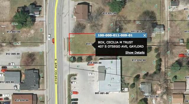 407 S Otsego Avenue, Gaylord, MI 49735 (MLS #325592) :: CENTURY 21 Northland