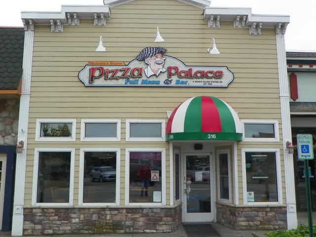 316 E Central Avenue, Mackinaw City, MI 49701 (MLS #326203) :: CENTURY 21 Northland