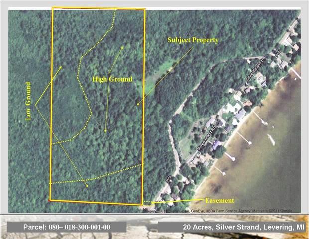 20 acres Silver Strand, Levering, MI 49755 (MLS #325524) :: CENTURY 21 Northland