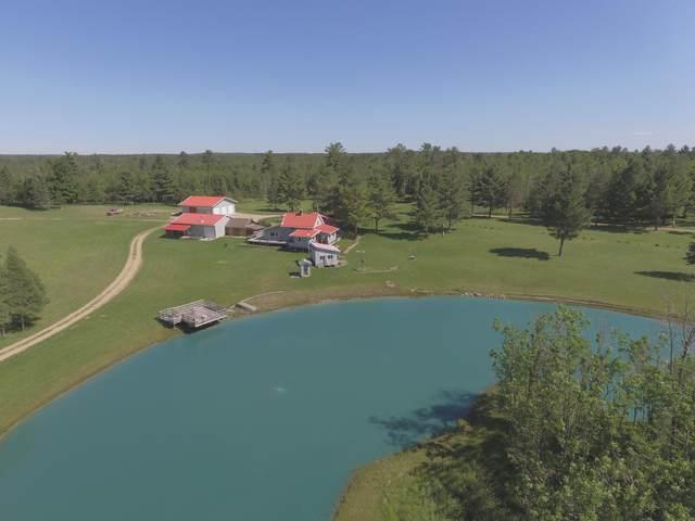 16806 N N-1 Ln 366-Acres Pond, Hermansville, MI 49847 (MLS #201813108) :: CENTURY 21 Northland