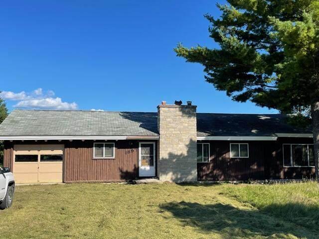1897 N Ocquoec Road, Millersburg, MI 49759 (MLS #201815325) :: CENTURY 21 Northland