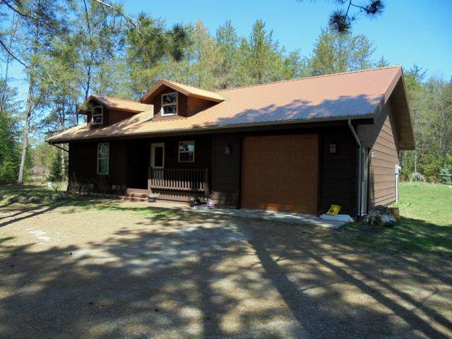 865 E Helmer Lake Road, Mio, MI 48647 (MLS #323781) :: CENTURY 21 Northland