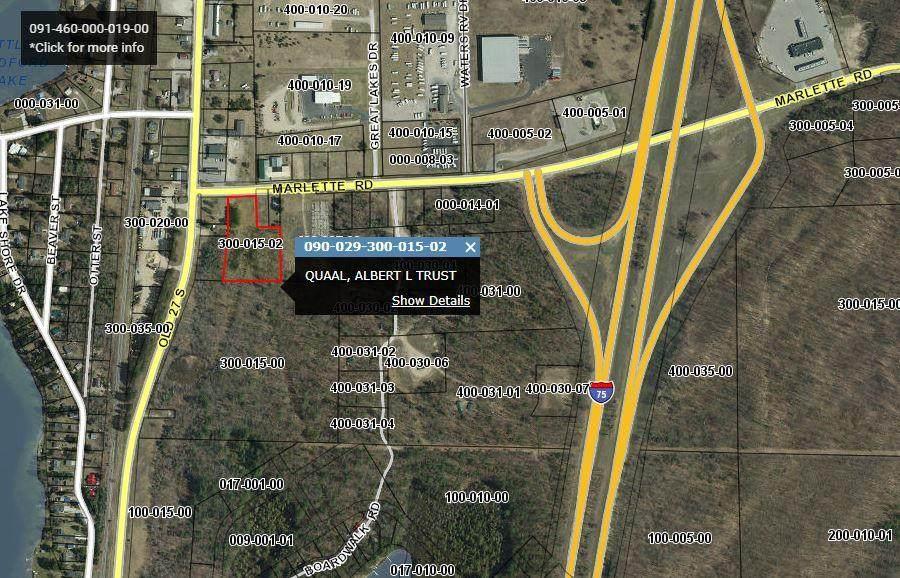 2.64 Acres Marlette Road - Photo 1