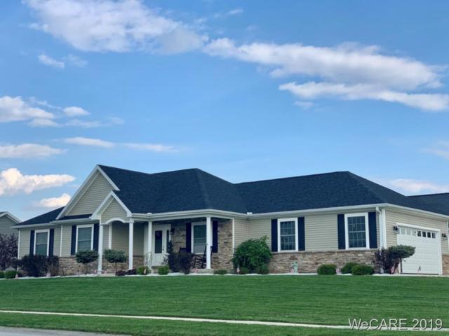 213 Bluegrass Drive, WAPAKONETA, OH 45895 (MLS #112338) :: Superior PLUS Realtors