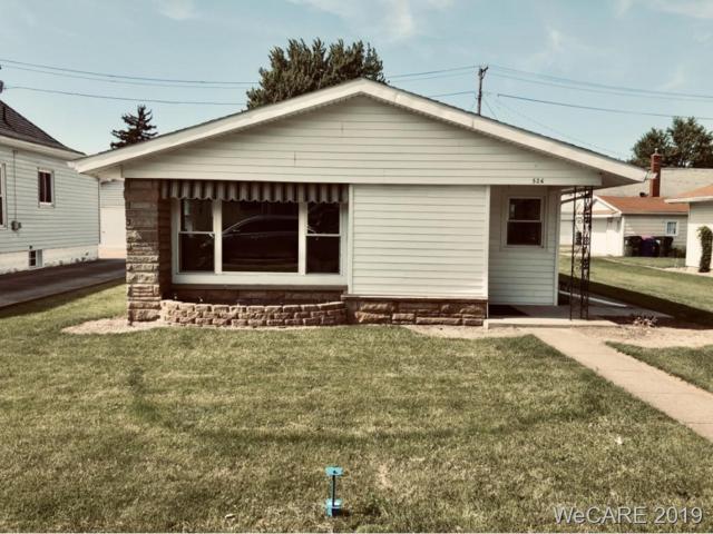 526 West Cleveland, Delphos, OH 45833 (MLS #112613) :: Superior PLUS Realtors