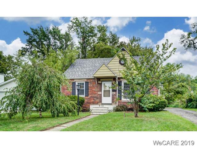 615 S Pears Ave, Lima, OH 45805 (MLS #113351) :: Superior PLUS Realtors