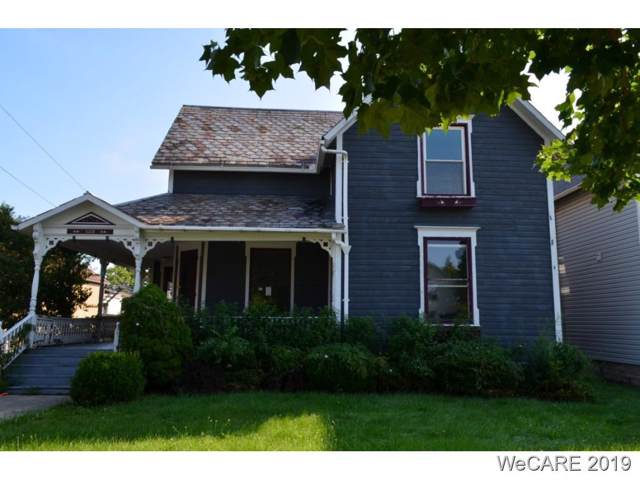 135 Cherry St,, BLUFFTON, OH 45817 (MLS #113397) :: Superior PLUS Realtors