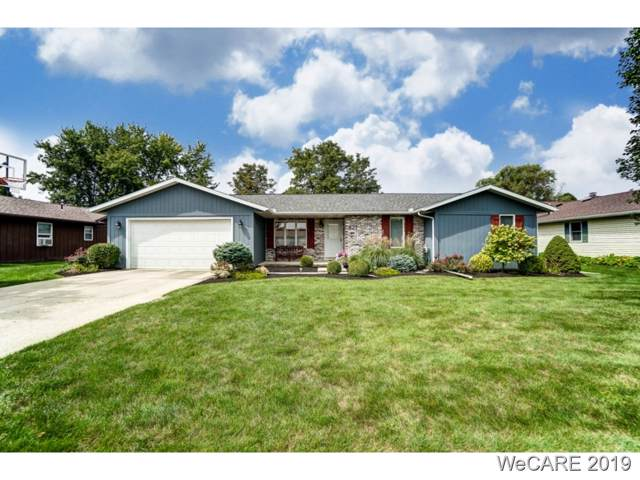 827 Kingswood Dr, Lima, OH 45804 (MLS #113539) :: Superior PLUS Realtors
