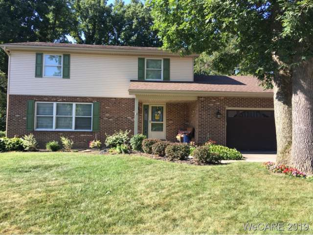 3407 Rountree Circle, Lima, OH 45805 (MLS #113991) :: Superior PLUS Realtors