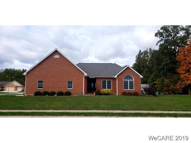 1902 Cinnamon Drive, WAPAKONETA, OH 45895 (MLS #114022) :: Superior PLUS Realtors