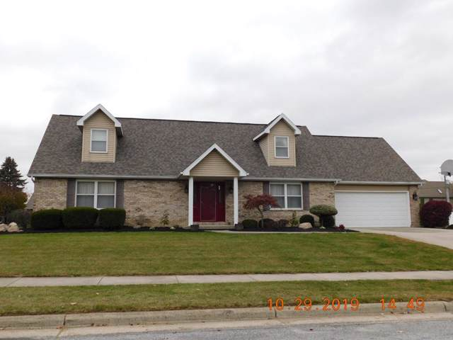865 Canyon Dr, Lima, OH 45804 (MLS #200123) :: Superior PLUS Realtors