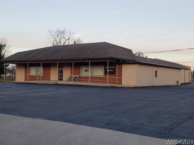 214 S Wagner, WAPAKONETA, OH 45895 (MLS #200495) :: CCR, Realtors
