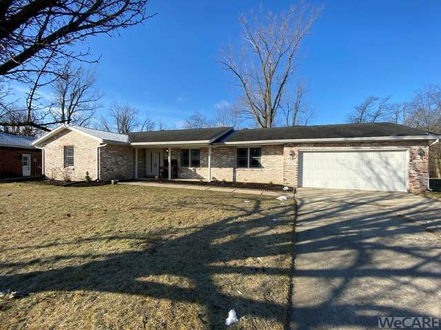 135 Foxfield Ct, Lima, OH 45804 (MLS #200710) :: Superior PLUS Realtors