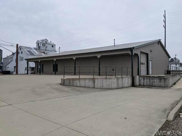 246 E Cherry St, BLUFFTON, OH 45817 (MLS #201036) :: CCR, Realtors