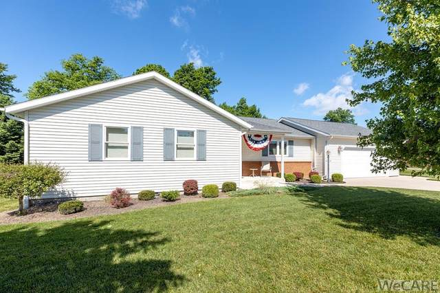 517 Willow Dr, Bellefontaine, OH 43311 (MLS #201801) :: CCR, Realtors
