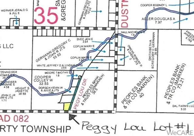 Lot 1 Peggy Lou Dr., Van Wert, OH 45891 (MLS #201954) :: CCR, Realtors