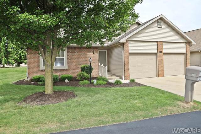 411 Woodside Place, Bellefontaine, OH 43311 (MLS #201958) :: CCR, Realtors