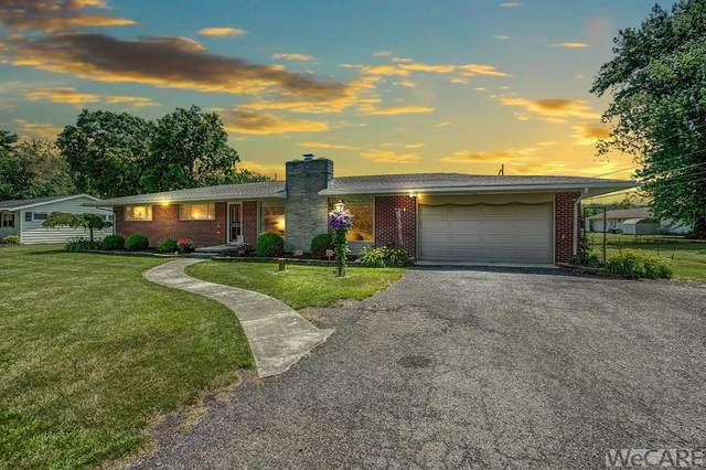 5155 Spencer Dr, Lima, OH 45806 (MLS #202051) :: CCR, Realtors