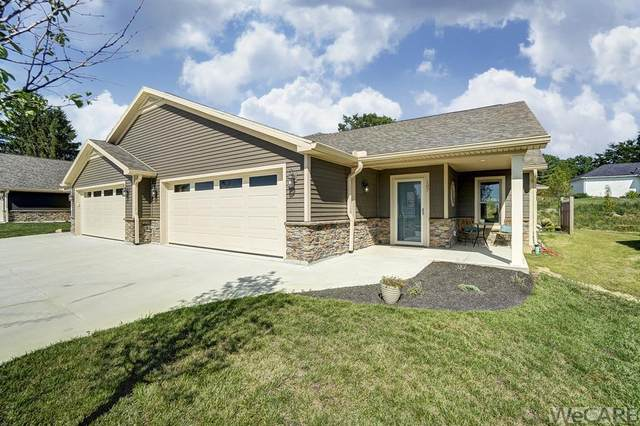 103 Willows End, Bellefontaine, OH 43311 (MLS #202266) :: CCR, Realtors