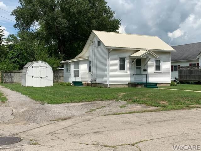 511 Spencer St, Van Wert, OH 45891 (MLS #202307) :: CCR, Realtors