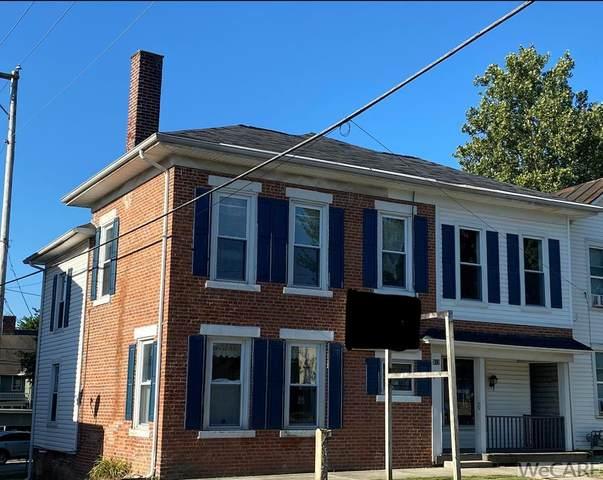 312-312 E. Franklin St., Kenton, OH 43326 (MLS #202378) :: CCR, Realtors