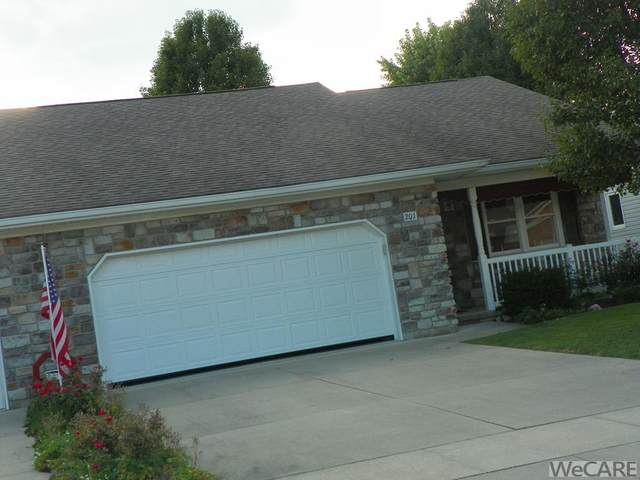 201 Cheyenne Drive, WAPAKONETA, OH 45895 (MLS #202450) :: CCR, Realtors
