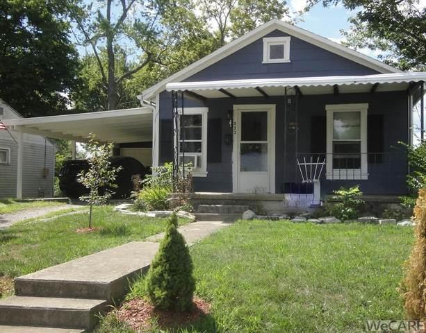 333 N. Ida St., Kenton, OH 43326 (MLS #202488) :: CCR, Realtors