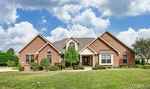 4214 Hickory Place, Lima, OH 45807 (MLS #202649) :: CCR, Realtors