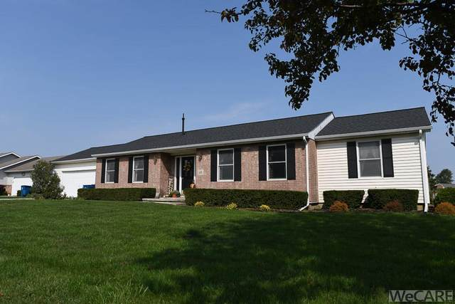 117 Silver St, Kenton, OH 43326 (MLS #202868) :: CCR, Realtors