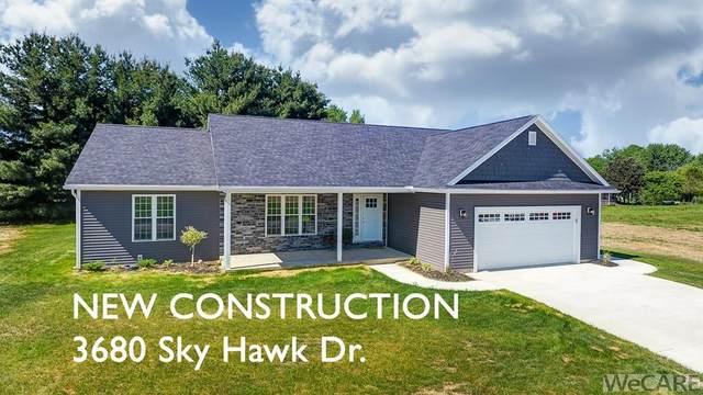 3680 Sky Hawk Dr, Lima, OH 45807 (MLS #202888) :: CCR, Realtors