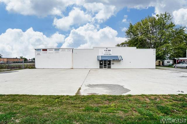226 S Pierce St, Delphos, OH 45833 (MLS #202978) :: CCR, Realtors