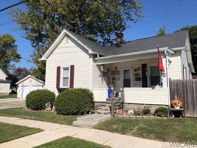 411 E Sycamore Street, Van Wert, OH 45891 (MLS #202987) :: CCR, Realtors