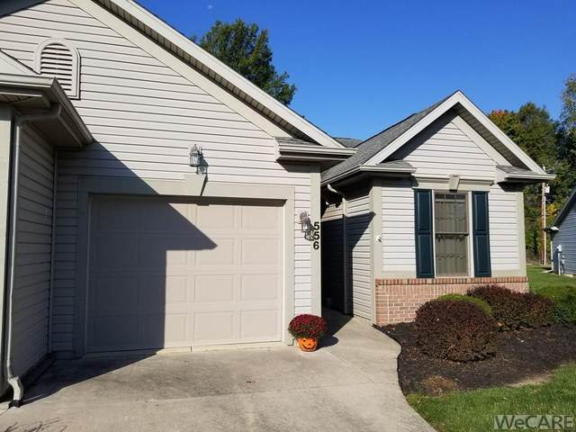 556 Westerly Dr, Lima, OH 45805 (MLS #202994) :: CCR, Realtors