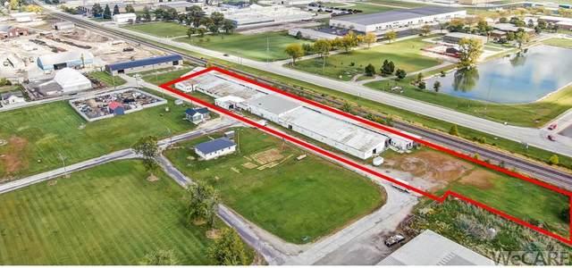 100 Wapak St - Industrial Lot #1, WAPAKONETA, OH 45895 (MLS #203020) :: CCR, Realtors