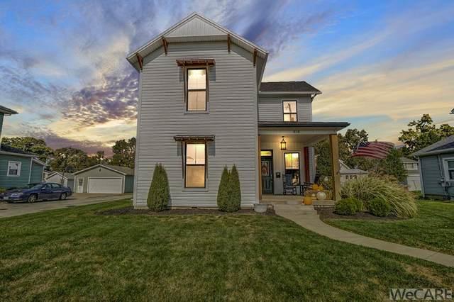 414 W 3Rd Street, Delphos, OH 45833 (MLS #203039) :: CCR, Realtors