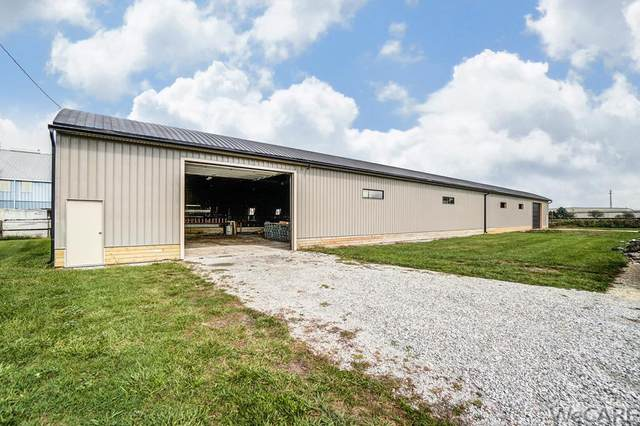 100 Wapak St - Commercial Building (Lease), WAPAKONETA, OH 45895 (MLS #203063) :: CCR, Realtors
