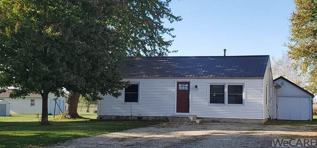 05329 State Route 197, SPENCERVILLE, OH 45887 (MLS #203072) :: CCR, Realtors