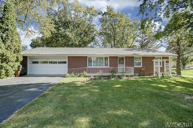 9944 N. Dixie Highway, BLUFFTON, OH 45817 (MLS #203084) :: CCR, Realtors