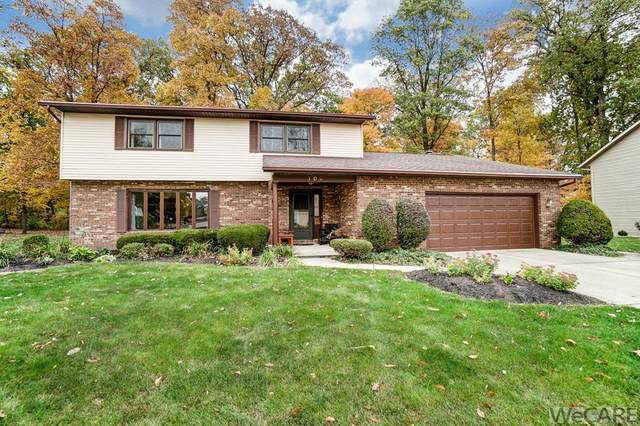 709 Bentwood Ave, Lima, OH 45805 (MLS #203108) :: CCR, Realtors