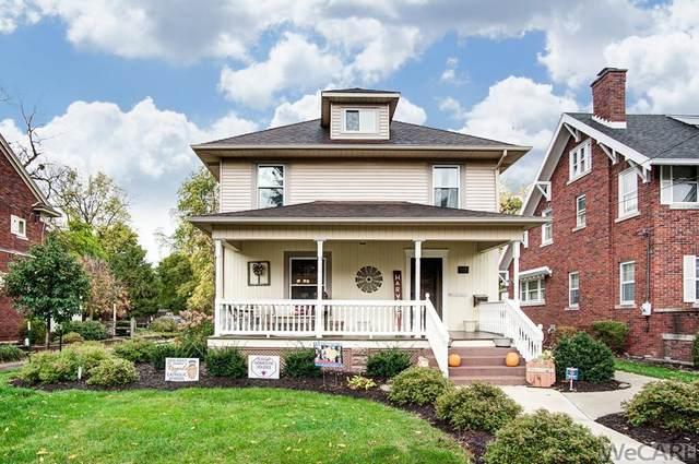 124 Boyd Ave, Van Wert, OH 45891 (MLS #203114) :: CCR, Realtors