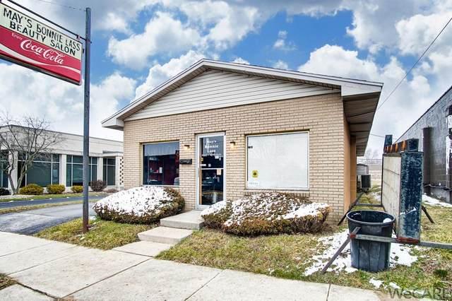 611 E. Main St, CRIDERSVILLE, OH 45806 (MLS #203123) :: CCR, Realtors