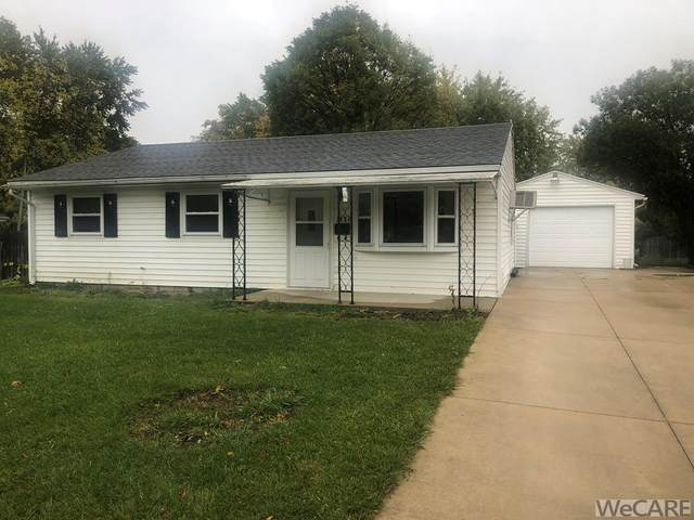 1820 Burch Ave, Lima, OH 45801 (MLS #203135) :: CCR, Realtors