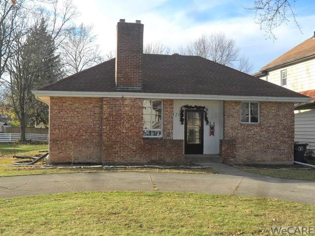 520 S. Woodlawn, Lima, OH 45805 (MLS #203431) :: CCR, Realtors