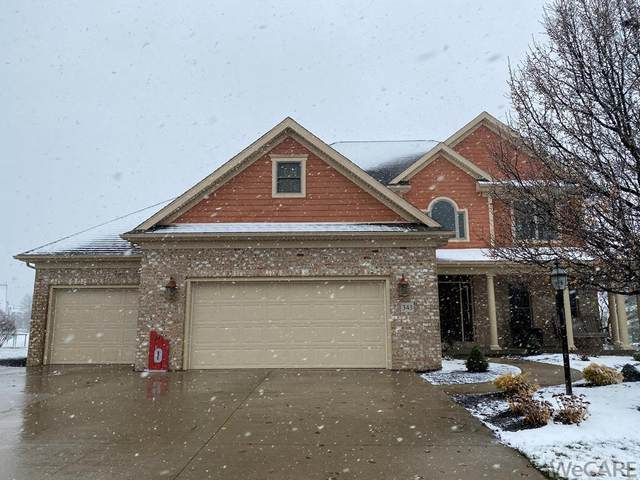 343 Sycamore Ct., BLUFFTON, OH 45817 (MLS #203437) :: CCR, Realtors