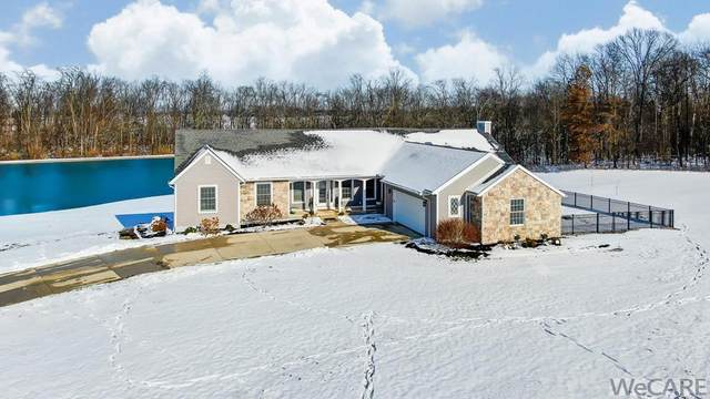 20677 White Hawk Way, BLUFFTON, OH 45817 (MLS #203455) :: CCR, Realtors
