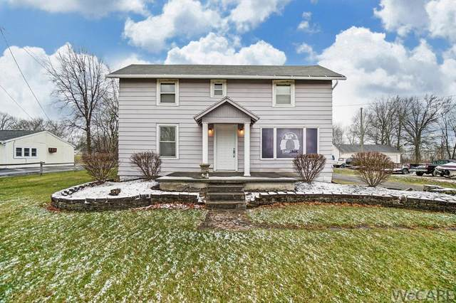 1119 W Robb Ave, Lima, OH 45801 (MLS #203653) :: CCR, Realtors