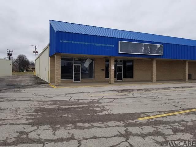 1200 S. Shannon St., Van Wert, OH 45891 (MLS #203671) :: CCR, Realtors