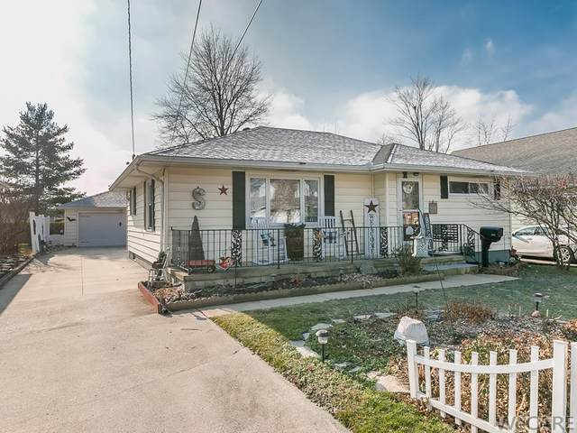 919 Tremont Ave, Lima, OH 45801 (MLS #203695) :: CCR, Realtors