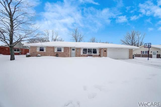 1040 Maplewood Drive, Van Wert, OH 45891 (MLS #203939) :: CCR, Realtors